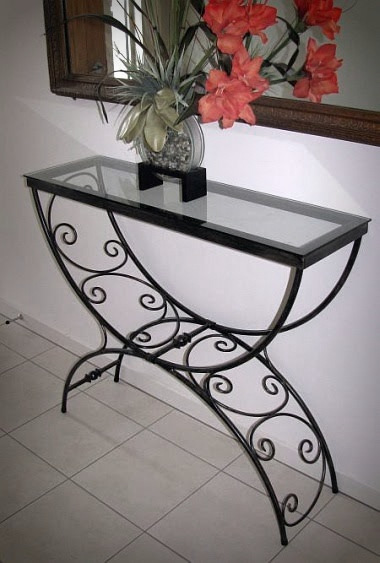 metal and wrought iron furniture and homeware by Adam Styles Creative Metal