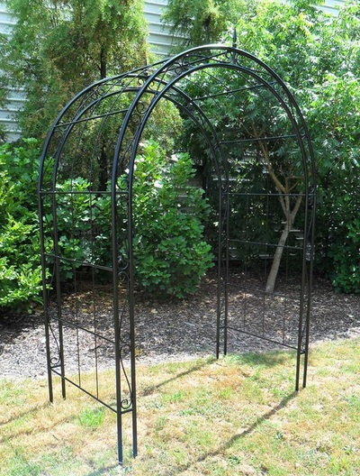metal and wrought iron garden and outdoor accessories by Adam Styles Creative Metal, Nelson, NZ